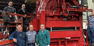 EPS Demand Drives Stretcher Leveler Upgrades